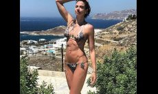 "Luciana Gimenez rebate ""haters"" com foto de biquíni no Instagram"