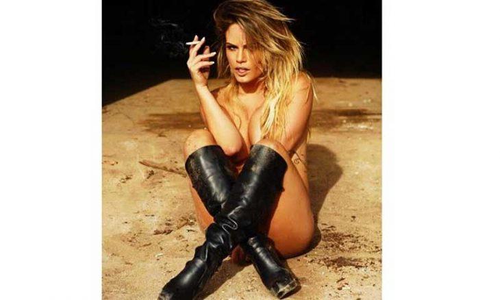Ex-BBB Natália Casassola posa nua e 'tira fôlego' de internautas