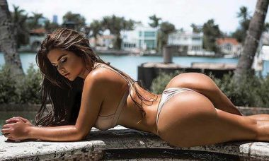 Anastasia Kvitko a mulher das medidas perfeitas