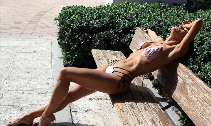 """Gabi Lubies, Diva Fitness dispara: """"não é porque sou mãe que deixei de ser mulher"""""""