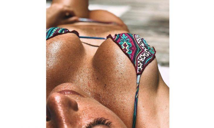 Bruno Gagliasso compartilha fotos sensuais de sua mulher Giovanna Ewbank