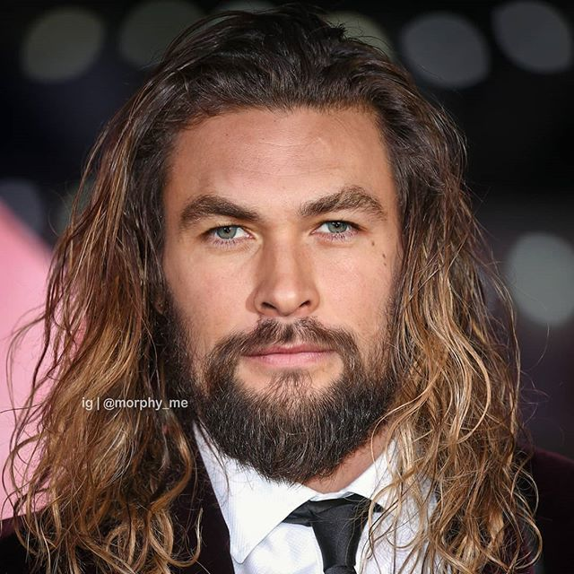 Jason Momoa & Chris Hemsworth