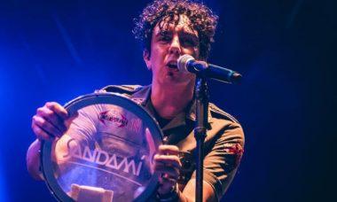 O músico San da Mí, ex-Sambô / Foto: Reprodução Instagram