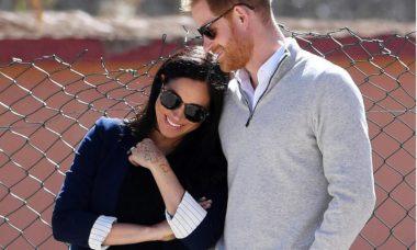 Megan Markle e Príncipe Harry / Foto: Reprodução Instagram