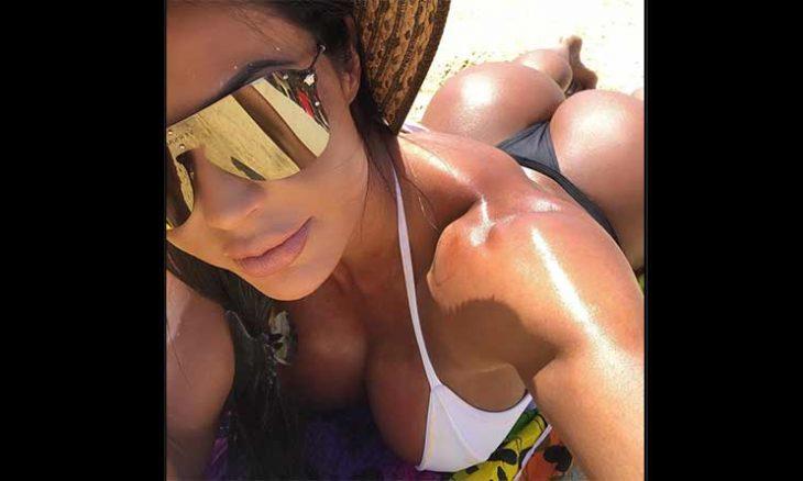 Gracyanne Barbosa exibe bumbum e deixa instagram alvoroçado