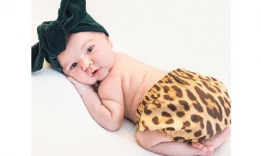 Sabrina Sato, posta ensaio newborn de Zoe