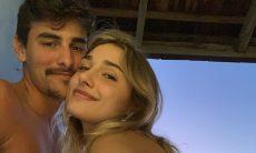 Sasha curte férias com Bruno Montaleone na Jamaica