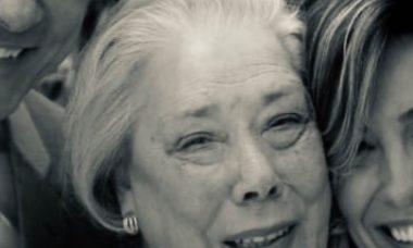 Maria Luiza Bonner, mãe de William Bonner / Foto: Reprodução Instagram