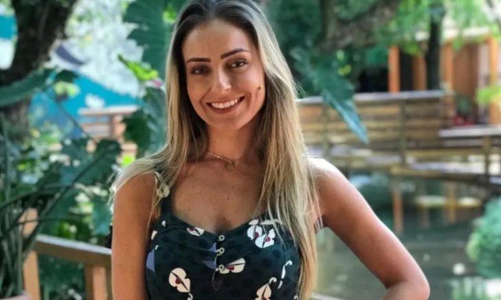 Paula von Sperling, a campeã do BBB19, foi indiciada por intolerância religiosa / Foto: TV Globo