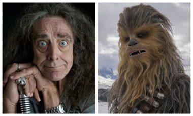 Peter Mayhew, ator que interpretou Chewbacca, morre aos 74 anos / Fotos: Instagram e Reprodução