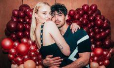 Sophie Turner e Joe Jonas se casam em Las Vegas / Foto: Reprodução Instagram