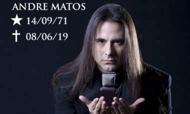 André Matos, vocalista do Shaman / Foto: Reprodução Instagram