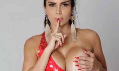 """Raissa Machado, rainha da Viradouro manda recado a outras mulheres: """"Não somos inimigas"""""""