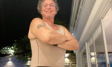 Após perder 45 quilos, Boninho faz abdominoplastia