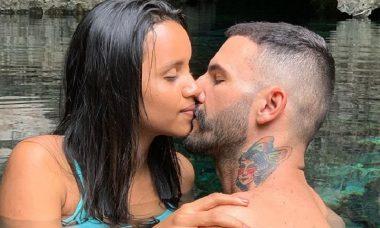 Ex-BBBs Gleici Damasceno e Wagner Santiago não estão mais namorando