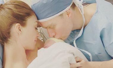Nasce o segundo filho da ex-RBD Anahí