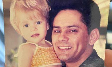 Filha do cantor Leandro relembra morte do pai
