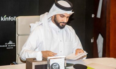 """""""Criar uma estratégia de marketing eficaz é uma forma de arte"""", afirma o especialista em marketing Ali Ahmed Almohannadi. Foto: Divulgação"""