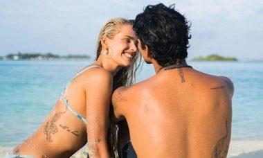 Gabriel Medina e Yasmin Brunet fazem declarações de amor na Madivas