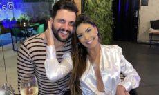 Às vésperas de casamento em Cancún, Ivy Moraes descobre traição