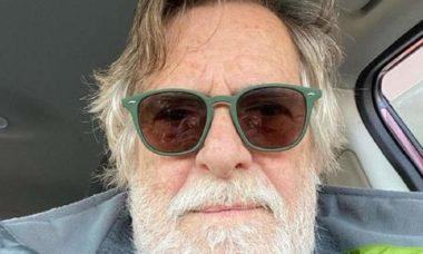 O ator José de Abreu volta a dizer que pretende se candidatar à presidência em 2022