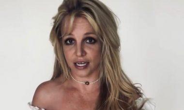 """Britney Spears tranquiliza os fãs: """"Só quero que vocês saibam que estou bem"""""""