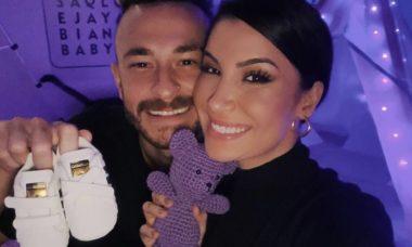 Bianca Andrade, a Boca Rosa, anuncia que está grávida