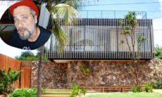 Bruno Gagliasso inaugura pousada em Fernando de Noronha com mirante para o arquipélago