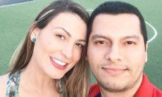 """Após o mistério, Andressa Urach mostra a identidade do noivo: """"para sempre"""""""
