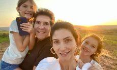 """O cantor Daniel posta foto rara da família e se declara: """"unidos somos mais fortes"""""""