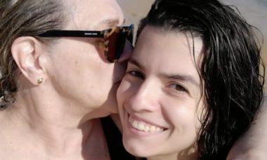 Fafy Siqueira responde críticas sobre fotos com a namorada
