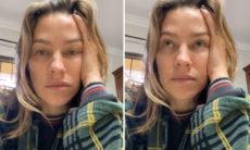 """Luana Piovani desabafa sobre piolho dos filhos: """"Não dá para mim"""""""