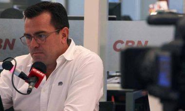 Rodrigo Bocardi revela ameaças feitas por Nego Di e seus seguidores: 'Os caras vão brincar de Lego com seu corpo'. Foto: Reprodução Instagram