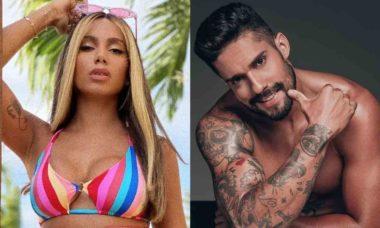 Anitta revela interesse em Bil do BBB 21 e o modelo confessa que ficaria com a cantora