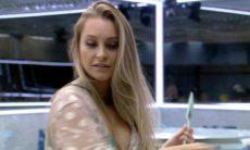 """BBB 21: Carla Diaz fala sobre ver Arthur entrar pelado na piscina: """"só vim para isso"""""""