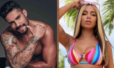 """Após paqueras, Bil do BBB 21 revela que entrou em contato com Anitta: """"estamos conversando"""""""