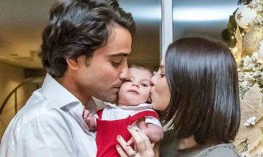 """Sthefany Brito fala sobre casamento após o nascimento do filho: """"foi melhor do que imaginei"""""""