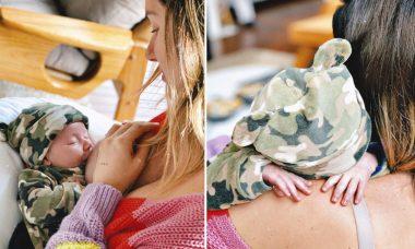 """Giovanna Ewbank fala sobre puerpério durante amamentação: """"Choro de amor"""""""