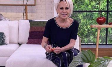 "Ana Maria Braga pede desculpas após falar sobre ""racismo reverso"""