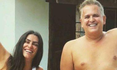 Marido de Gloria Pires, é internado com covid-19. Foto: Reprodução Instagram