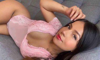 Musa do OnlyFans, Aida Cortes cria réplica seu orgão sexual como brinquedo. Foto: reprodução Instagram