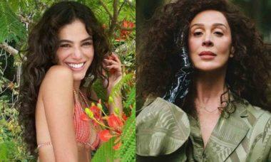 Bruna Marquezine comenta em vídeo de Claudia Raia, mãe do affair Enzo Celulari