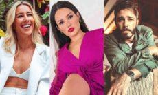 Cris Dias alerta Juliette sobre o ex Thiago Rodrigues: 'corre, Ju!'
