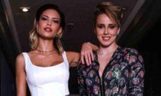 Vitória Strada revela quem faria cena por ciúmes na relação com Marcella Rica