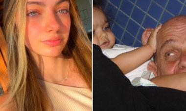"""Viúva de Boechat comemora os 15 anos da filha: """"Você é pura luz"""""""
