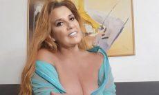 """Rita Cadillac fala sobre sensualidade aos 66 anos: """"Sempre me achei sensual"""""""