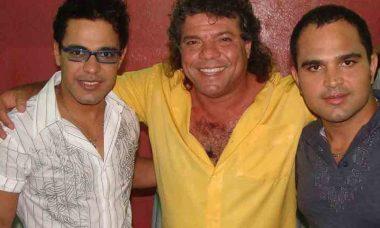 Autor de 'Aguenta Coração', cantor Augusto César morre de Covid-19 aos 61 anos. Foto: Reprodução Instagram