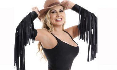 Andressa Urach revela que ganhou R$ 80 mil para fingir namorar um cantor sertanejo