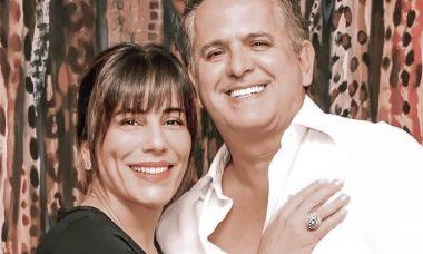"""Gloria Pires celebra alta hospitalar de Orlando Morais: """"Juntos e misturados"""""""