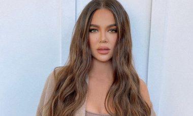 """Khloé Kardashian rebate acusações de Photoshop: """"Estou pedindo para ser reconhecida como ser humano"""""""